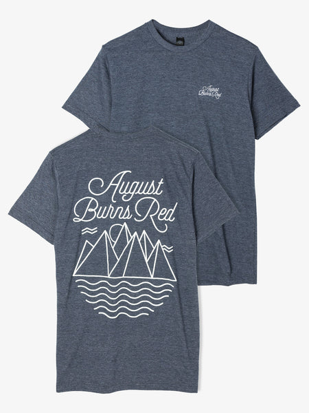 August Burns Red - Embroidered Waves Shirt - MerchLimited - 1