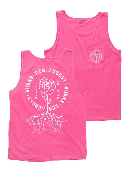 August Burns Red - Phantom Planet Pocket Tank Top - Merch Limited