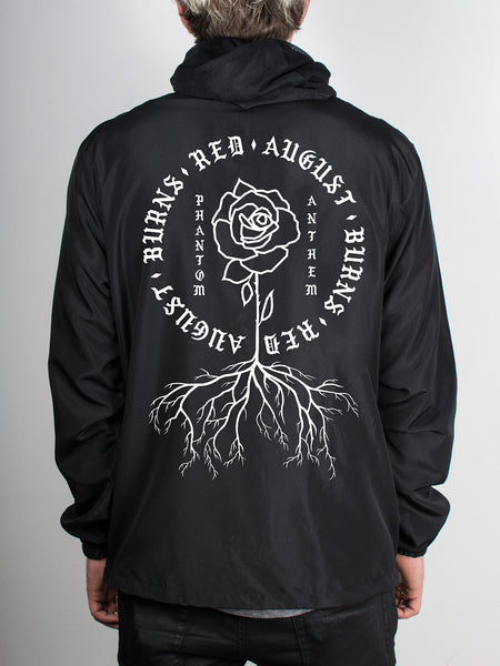August Burns Red - Phantom Anthem Zip-Up Windbreaker - Merch Limited
