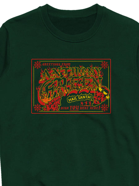 Anthony Green - Wish You Were Here - Merch Limited