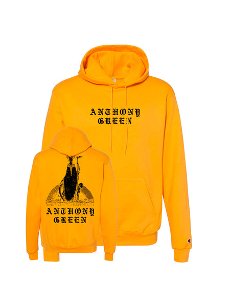 Anthony Green - The Horns Champion Hoodie - SHIPS AUGUST 30