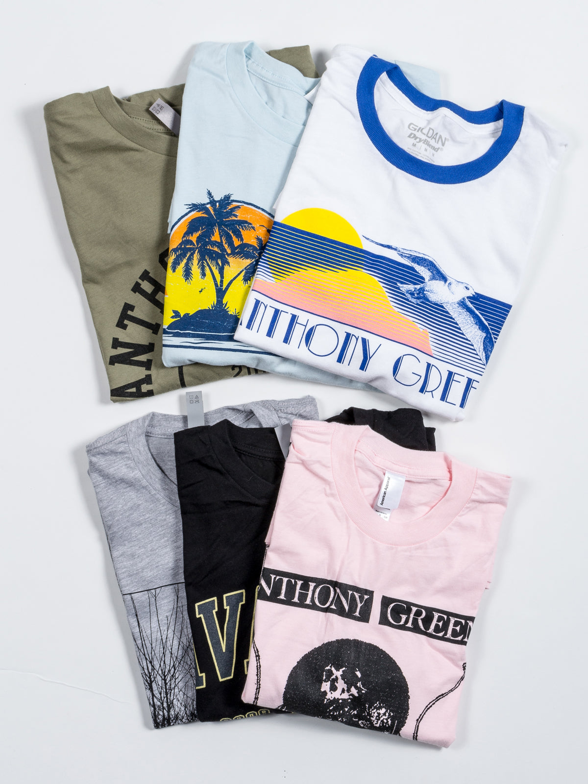 Anthony Green - Avalon Tour Mystery Sale - Merch Limited