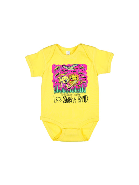 Anthony Green - Let's Start A Band Infant Onesie