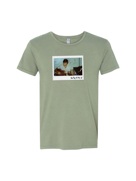 Anthony Green - Why Must We Wait Shirt - Merch Limited
