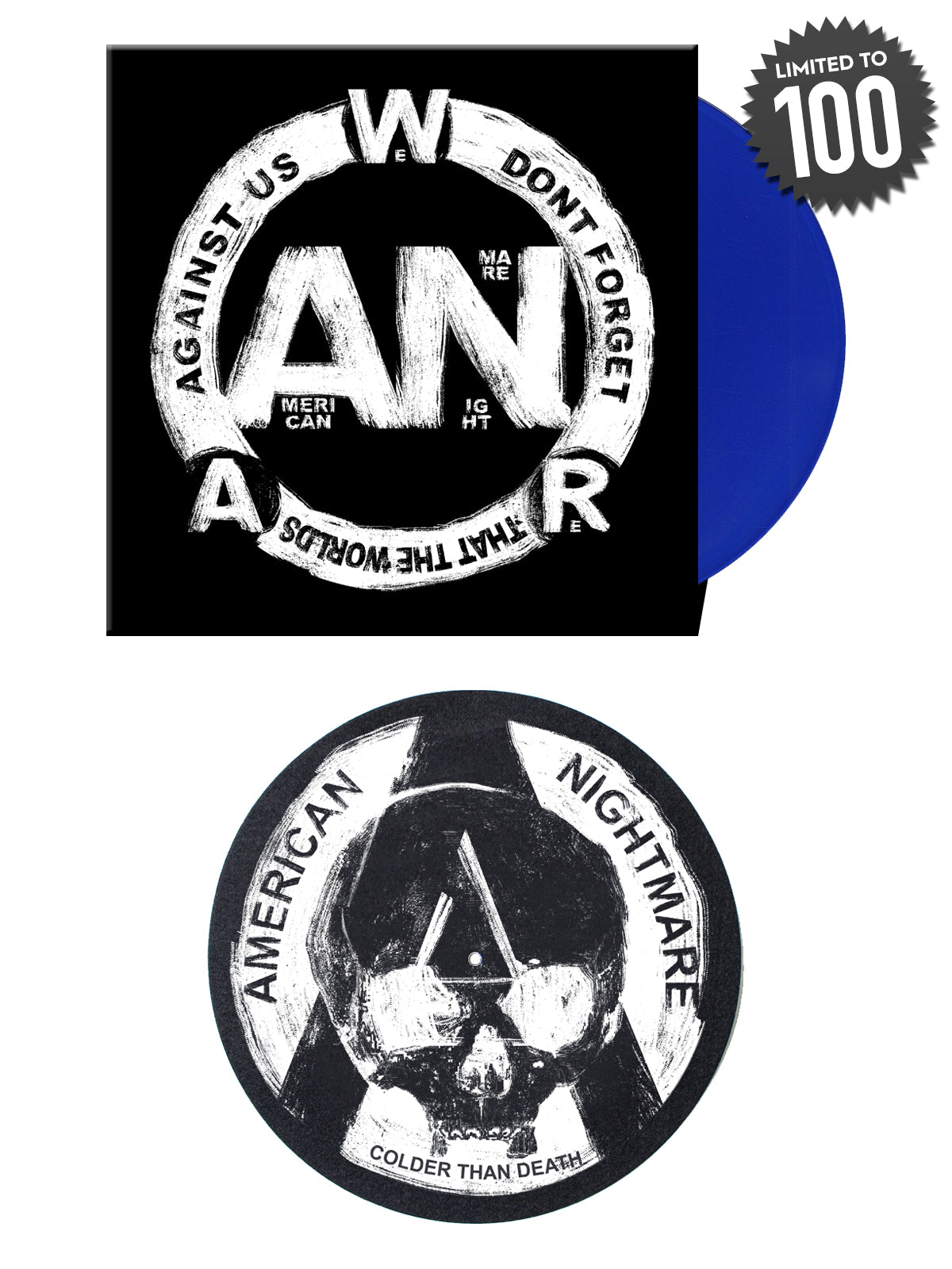 American Nightmare - Vinyl Bundle - Merch Limited