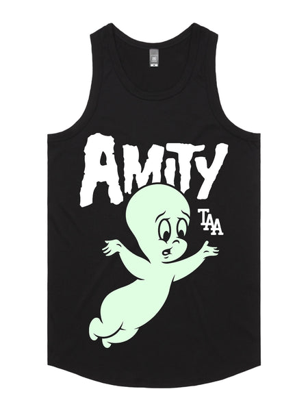 The Amity Affliction - Glow In the Dark Tank Top - SHIPS AUGUST 20