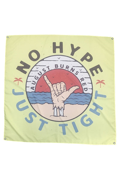 August Burns Red - No Hype Wall Flag - Merch Limited