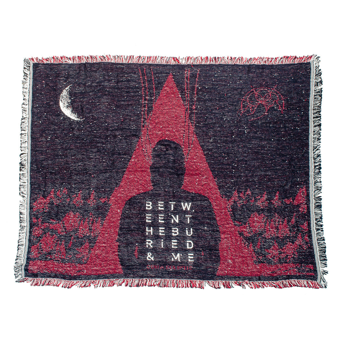 Between the Buried & Me - Throw Blanket - MerchLimited - 1