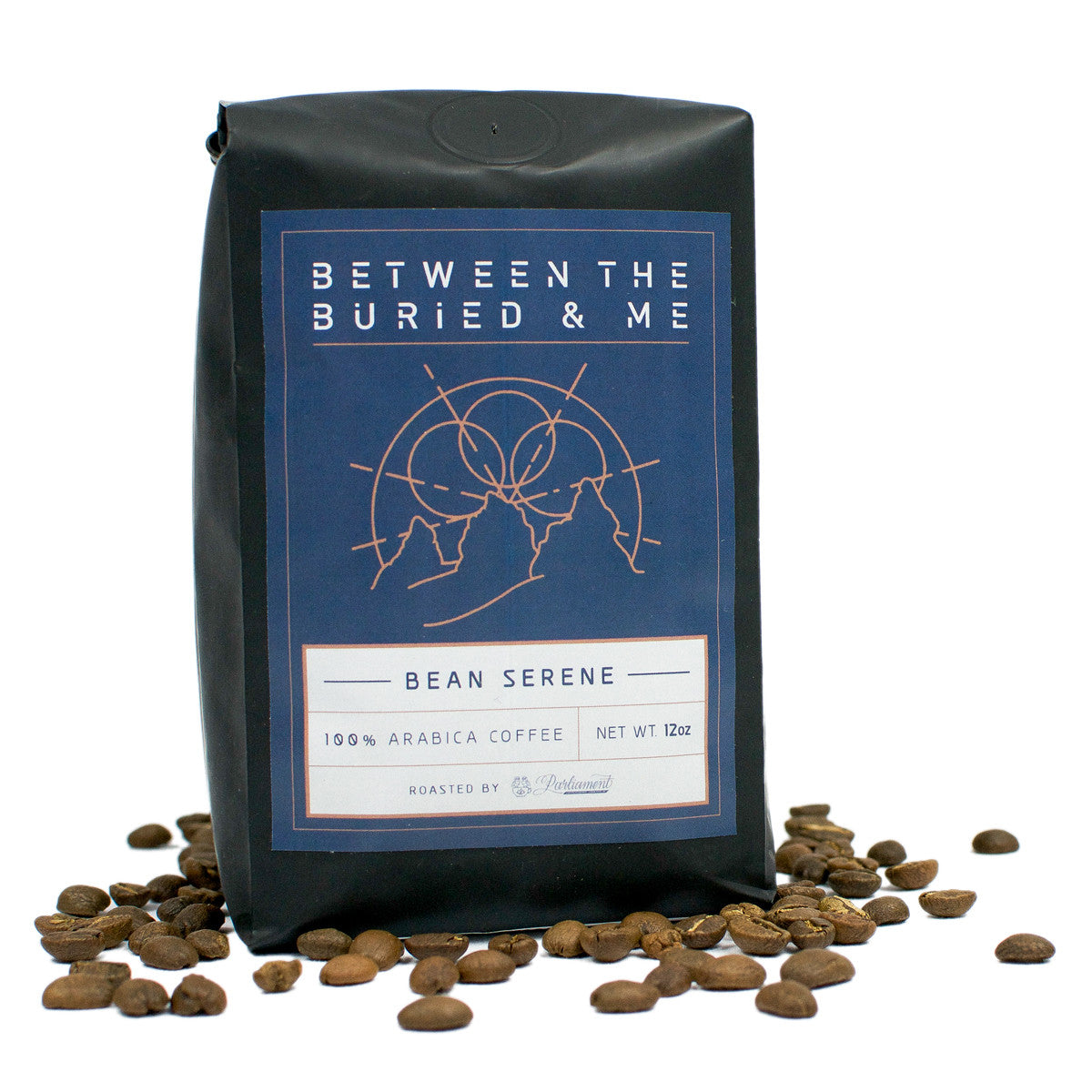 Between the Buried and Me - Bean Serene Coffee - MerchLimited - 1