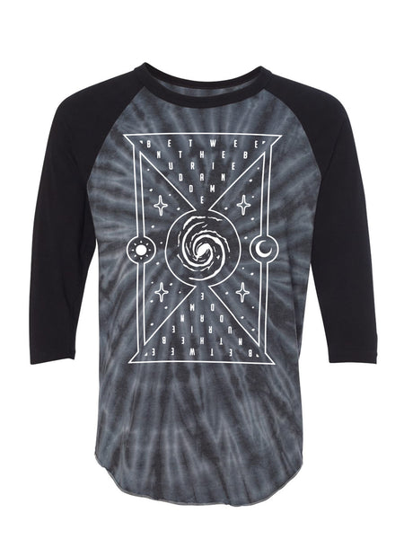 Between The Buried And Me - Tie Dye Raglan - Merch Limited