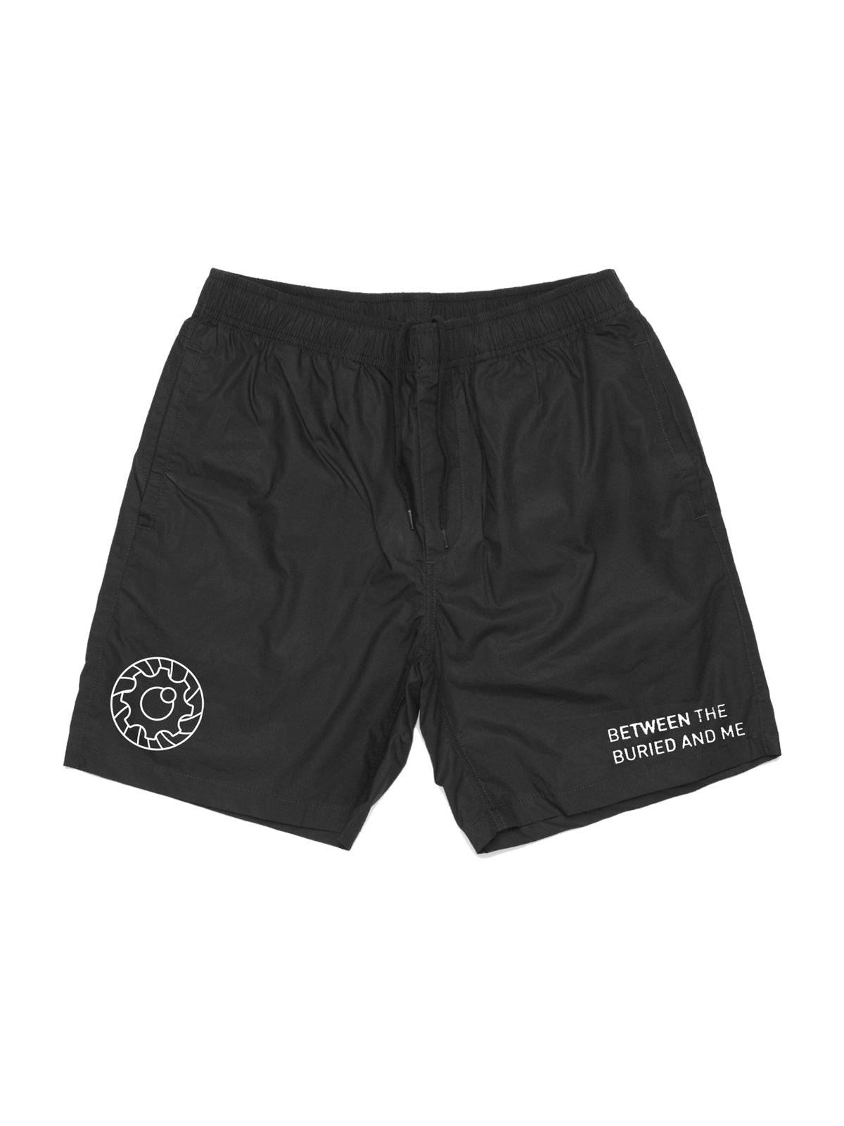 Between the Buried and Me - Automata I Beach Shorts - Merch Limited