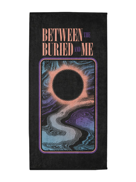 Between the Buried and Me - Beach Towel - Merch Limited