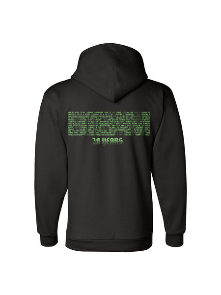 Between the Buried and Me - 20 Year Champion Hoodie - Merch Limited