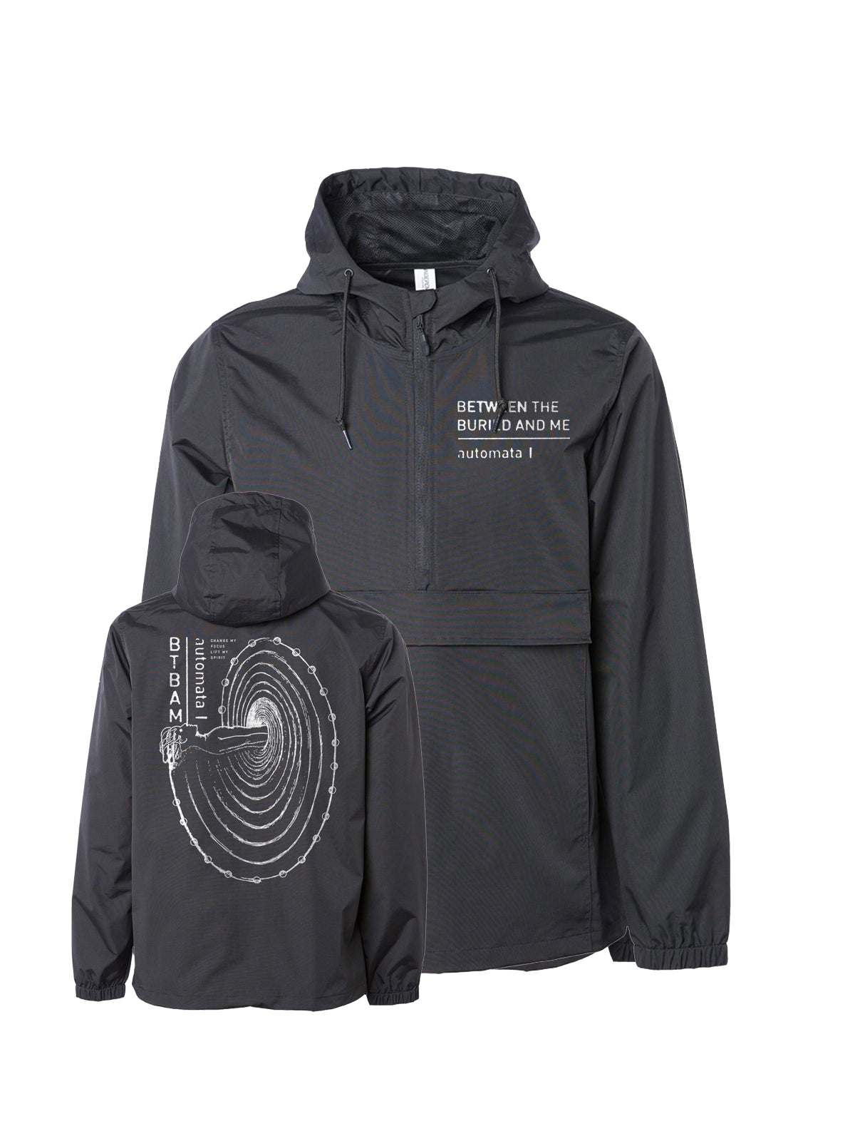 Between the Buried and Me - Automata I Jacket - Merch Limited