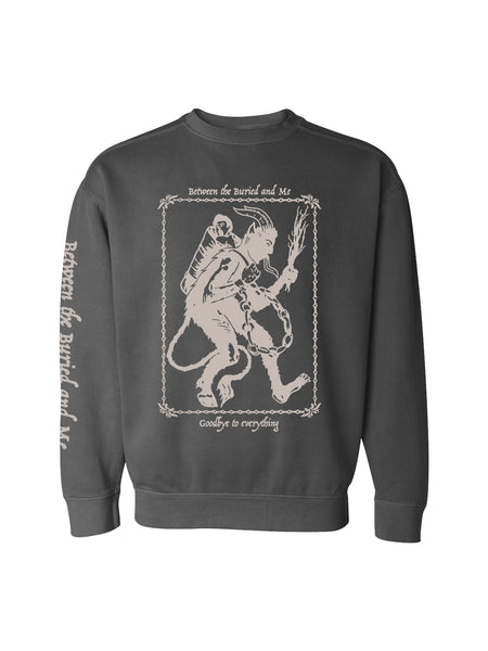 Between the Buried and Me - Goodbye To Everything Crewneck