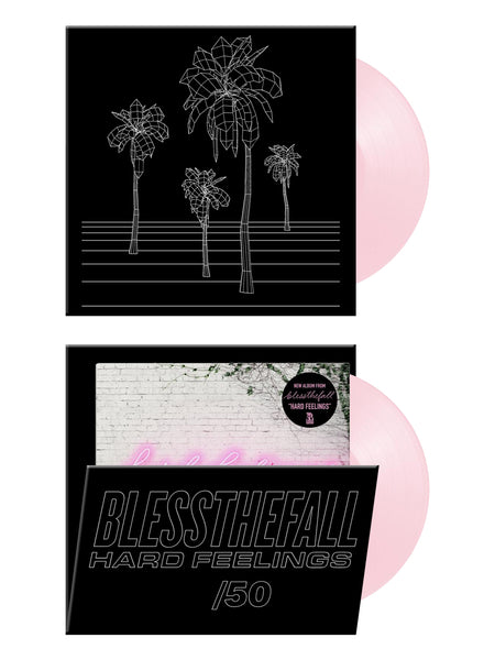 Blessthefall - Hard Feelings Vinyl Bundle