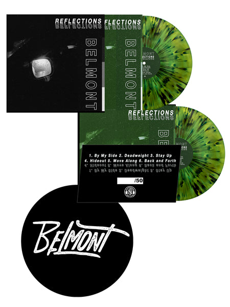 Belmont - Reflections LP and Slipmat Bundle - SHIPS APRIL 18 - Merch Limited