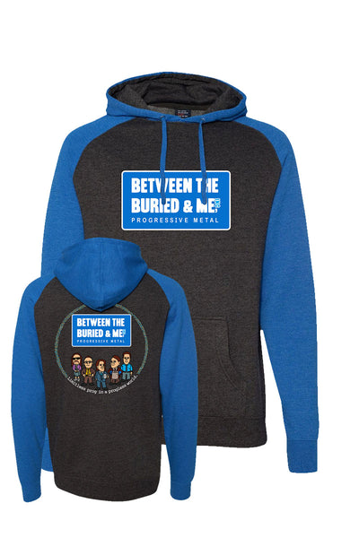 Between the Buried and Me - Limitless Prog Hoodie - Merch Limited