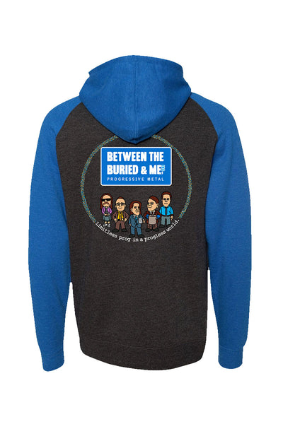 Between the Buried and Me - Limitless Prog Hoodie