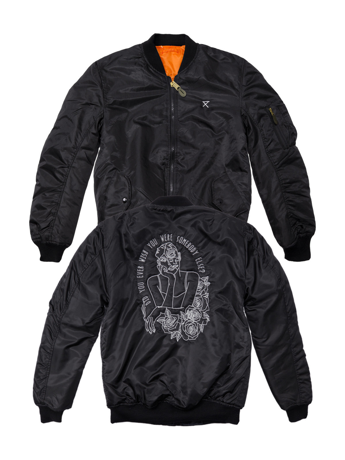 Circa Survive - Bomber Jacket - Merch Limited
