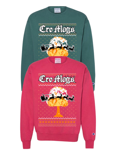 Cro-Mags - 2020 Holiday Crewneck