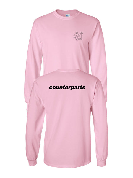 Counterparts - Flowers Longsleeve