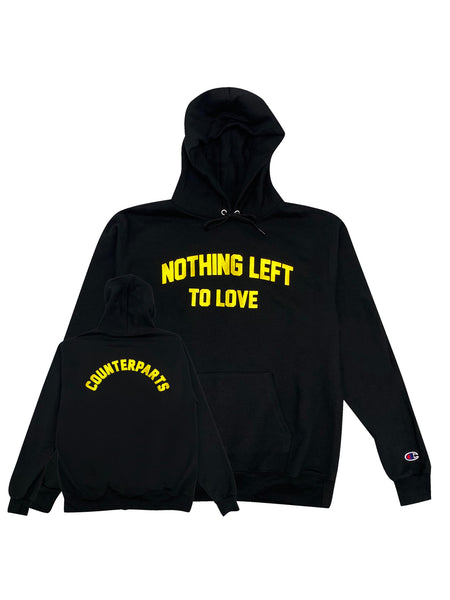 Counterparts - NL2L Champion Hoodie (Gold Foil) - Merch Limited