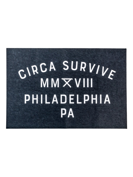 Circa Survive - Safe Camp Welcome Mat - Merch Limited