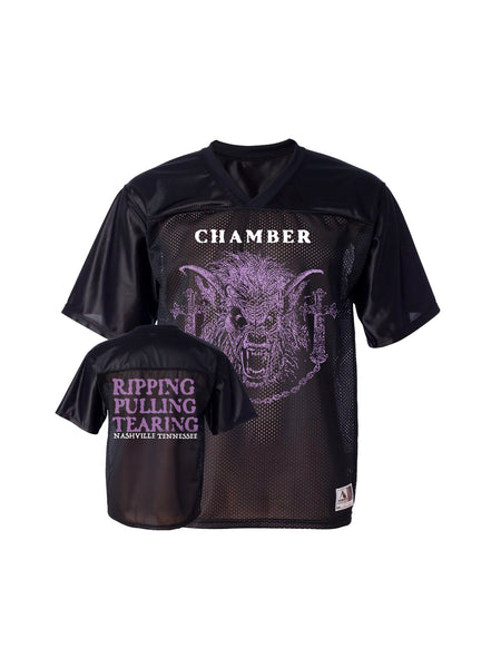 Chamber - Football Jersey - Merch Limited