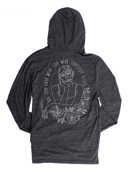 Circa Survive - Somebody Else Hooded Pullover Shirt - Merch Limited