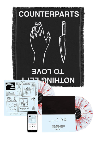 Counterparts - Nothing Left to Love Bundle #2 - Merch Limited