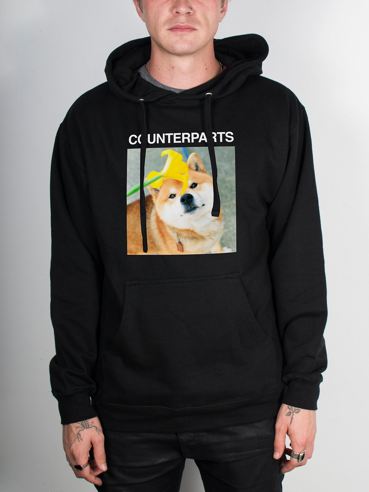 Counterparts - Ryuji Hoodie - Merch Limited
