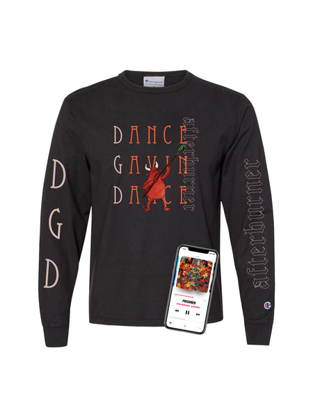 Dance Gavin Dance - DGD Champion Longsleeve Bundle - SHIPS MAY 25 - Merch Limited