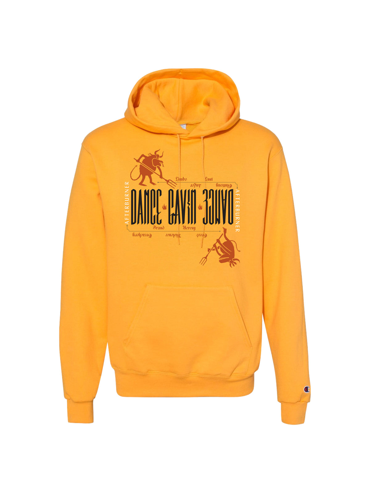 Dance Gavin Dance - Bull Minions Hoodie - SHIPS MAY 18 - Merch Limited