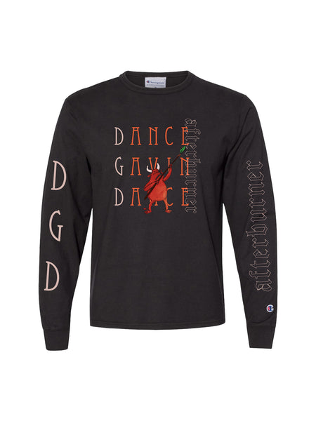 Dance Gavin Dance - DGD Champion Longsleeve - SHIPS MAY 25 - Merch Limited