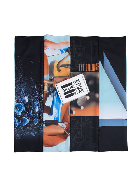 Dillinger Escape Plan - Collector's Edition Wall Flag Set