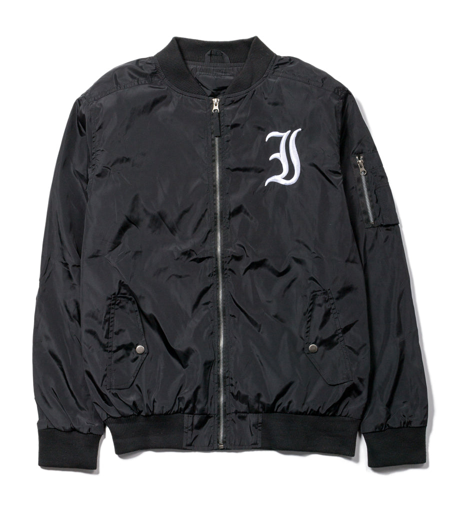 Every Time I Die - Heggie Lightweight Bomber Jacket