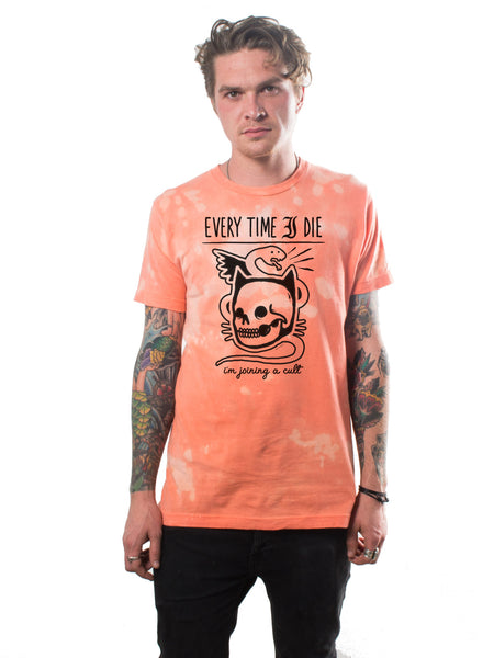 Every Time I Die - Heggie Shirt (Tie Dye) - Merch Limited