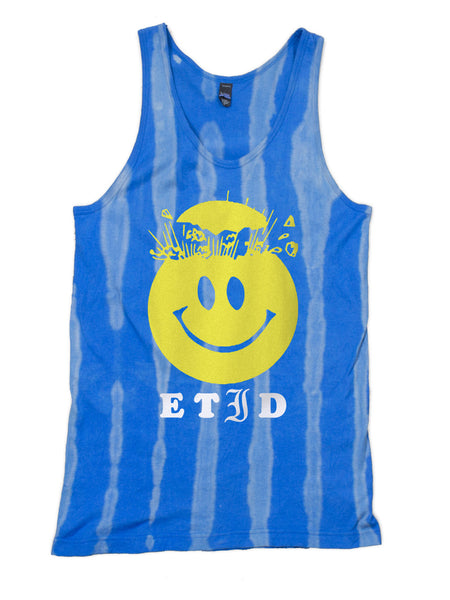 Every Time I Die - Don't Let Me Think Tank Top - Merch Limited
