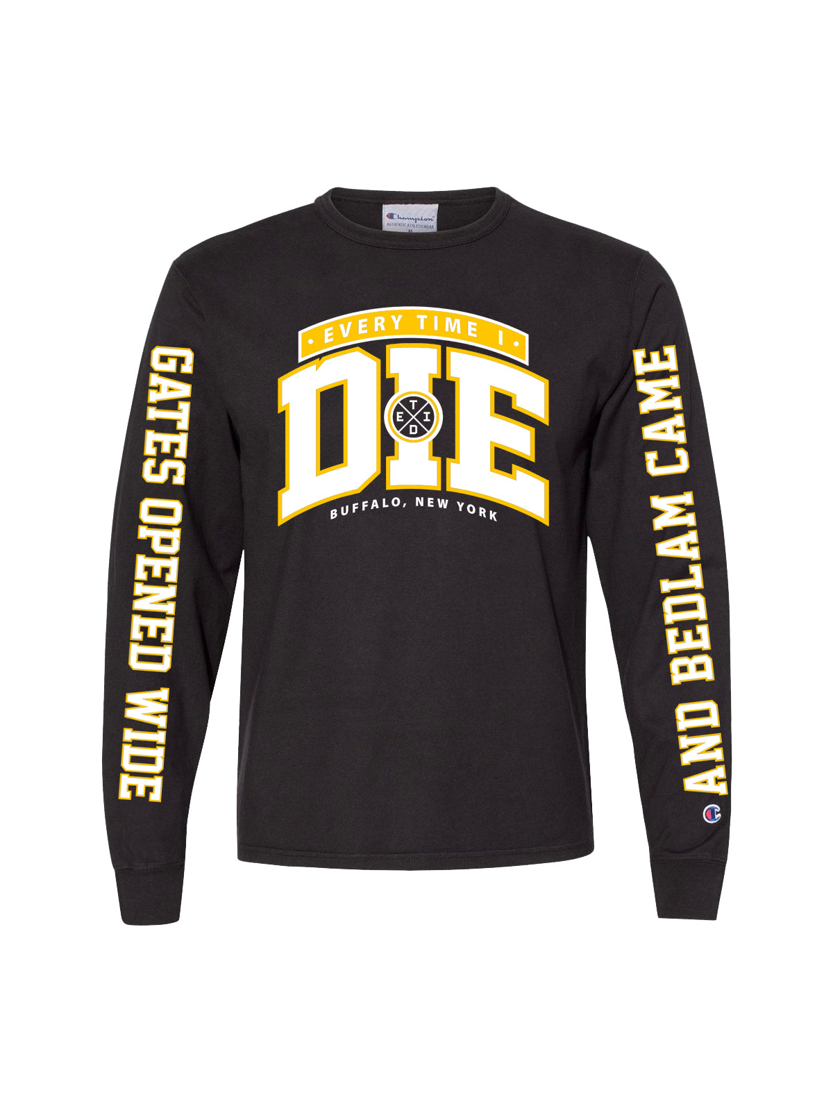 Every Time I Die - Chaos Reigns Longsleeve