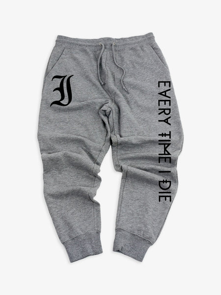 Every Time I Die - Logo Joggers - MerchLimited - 2