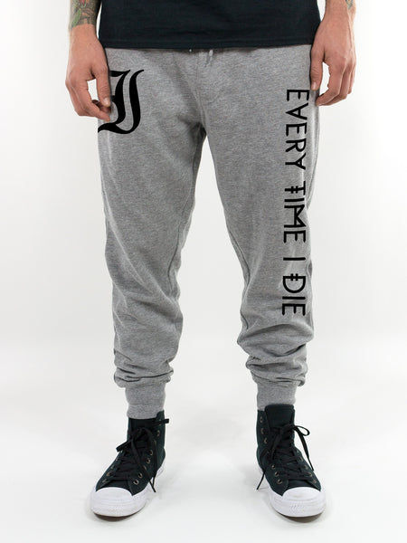 Every Time I Die - Logo Joggers - MerchLimited - 1