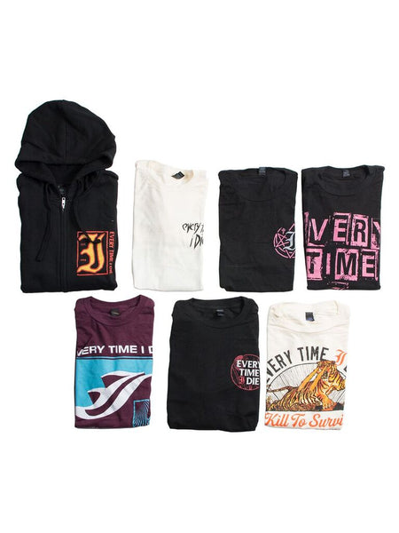 Every Time I Die - Mystery Sale - Merch Limited