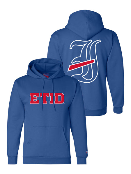 Every Time I Die - Buffalo Champion Hoodie (Royal) - SHIPS AUGUST 30