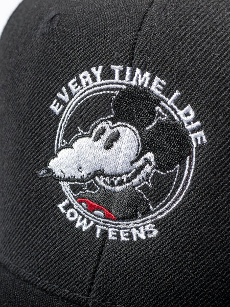 Every Time I Die - Mickey Rat Snapback - Merch Limited