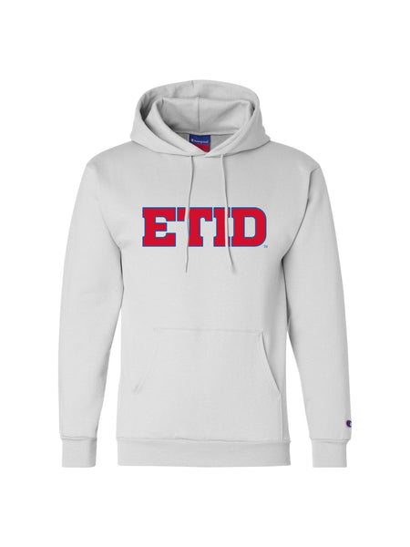 Every Time I Die - Buffalo Champion Hoodie (White) - SHIPS AUGUST 30