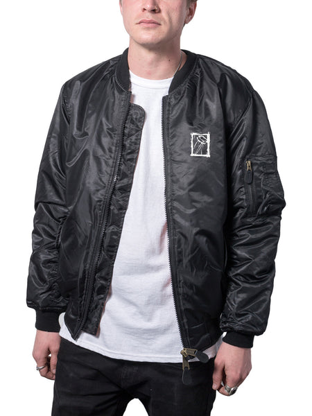 Eighteen Visions - EVOC Bomber Jacket + Digital Download - Merch Limited