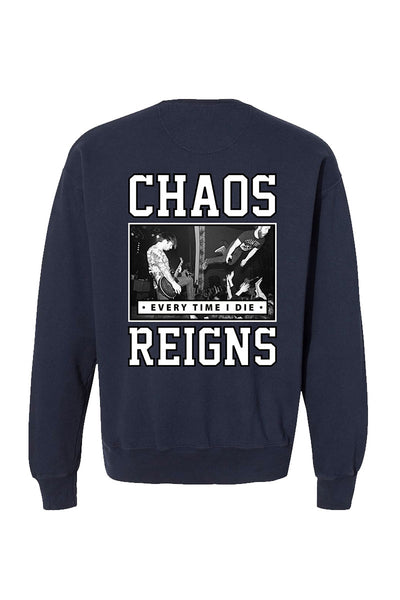 Every Time I Die - Chaos Reigns Champion Crewneck