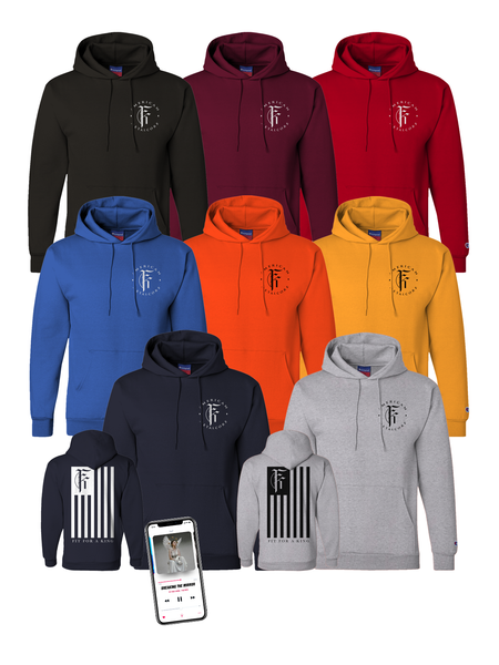 Fit For A King - Champion Hoodie Bundle - SHIPS OCTOBER 9