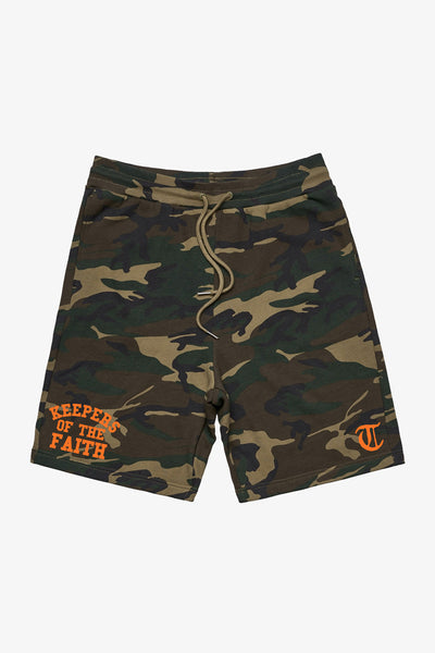Terror - KOTF Fleece Camo Shorts